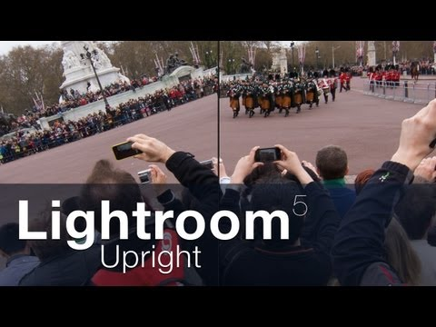Lightroom 5: Upright - Straighten Your Images