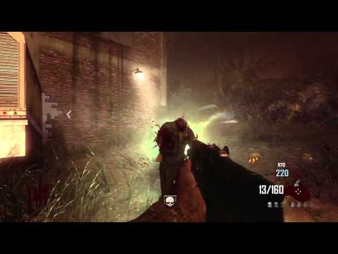 HIDDEN PLACE/EVENT + SAFE SECRET ! Black Ops 2 Zombies Tranzit Gameplay