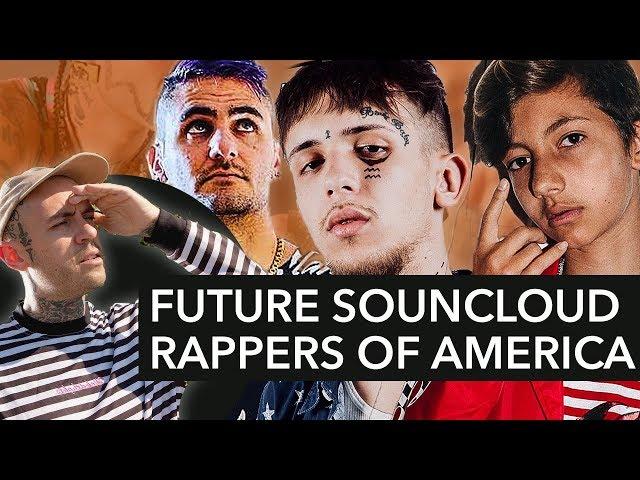 FUTURE SOUNDCLOUD RAPPERS OF AMERICA - ADAM22 REACTS