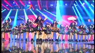 JKT48 - Heavy Rotation [RCTI 27th Anniversary Celebration]