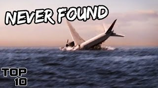 Top 10 Scary Times Airplanes Went Missing In The Bermuda Triangle