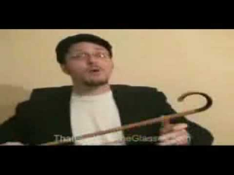 Nostalgia Critic Mary Poppins Parody