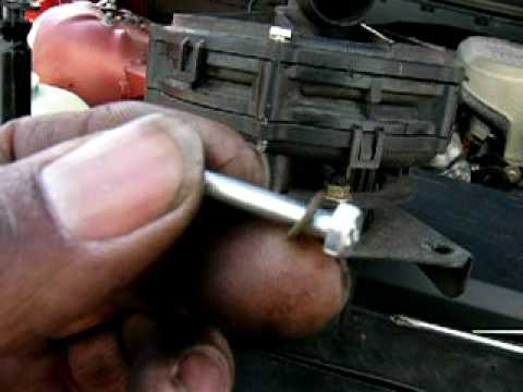 BMW SMOG PUMP REPAIR