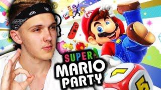 Huebi reagiert auf SUPER MARIO PARTY (E3 2018 Trailer)