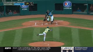 LLWS 2019 Elimination Game | Asia Pacific vs Curaçao | 2019 Little League World Series Highlights