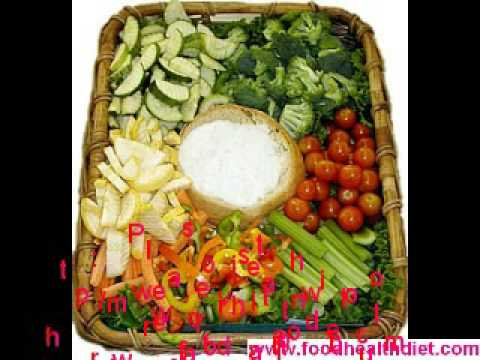 Healthy Diet, Health Food