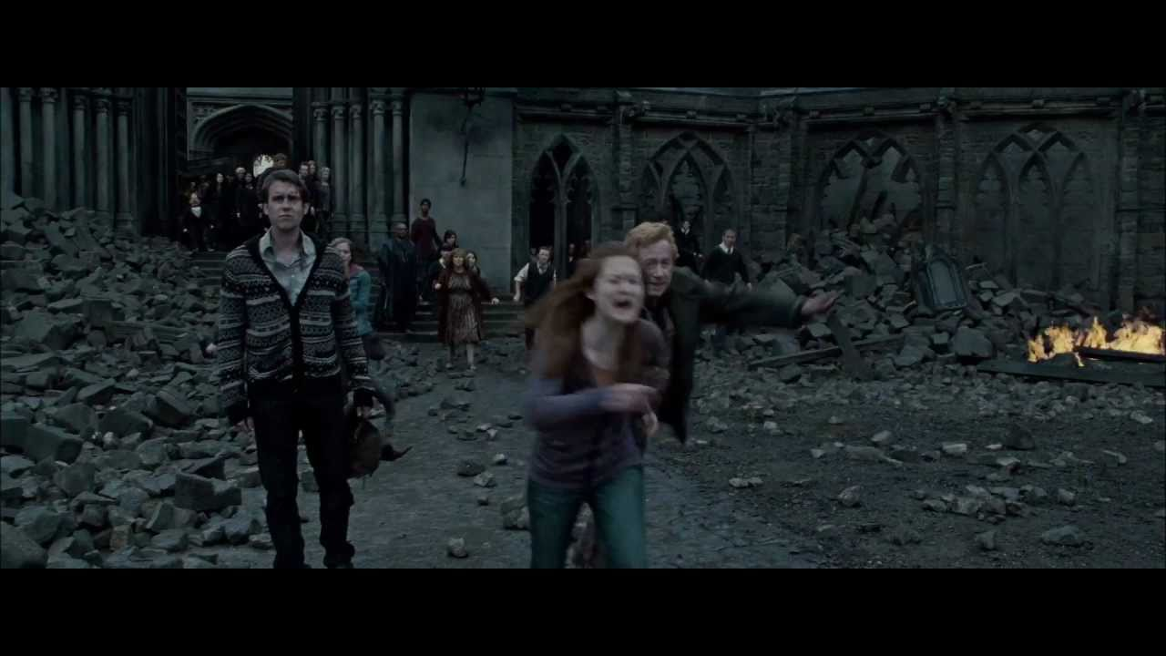 Harry Potter and the Deathly Hallows: Part 2 trailer 1 [NL] [HD ...