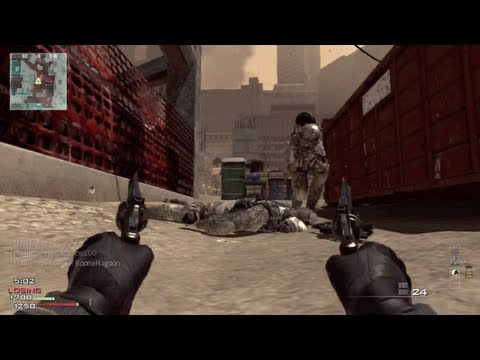Playing Dead in MW3! FUNNY MUST WATCH!