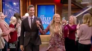 "Arie Luyendyk & Lauren Burnham the Morning After ""The Bachelor"" Finale"