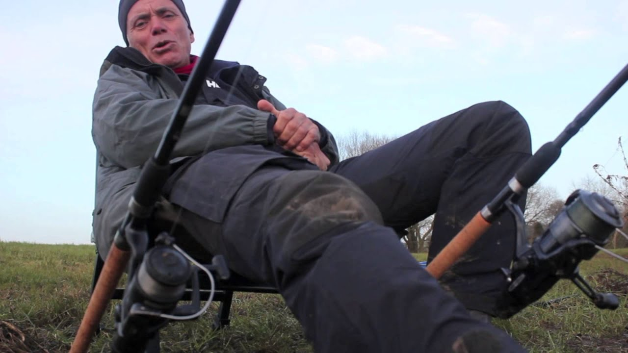 Top tips from jeremy wade of river monsters youtube for Jeremy wade fishing rod