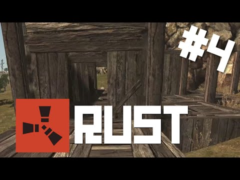 [GEJMR] Rust s Jirkou - ep 4 - Stavíme jako Pat a Mat