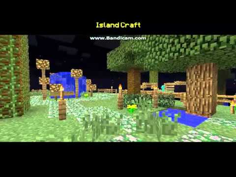 Minecraft 1.6.2: Island Craft Server (Cracked and Non-Premium)