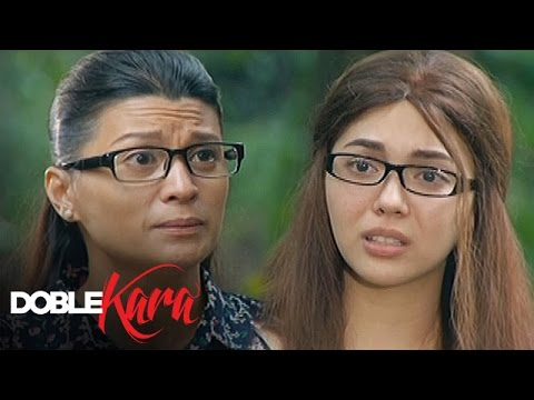 Doble Kara: Laura persuades Sara to surrender