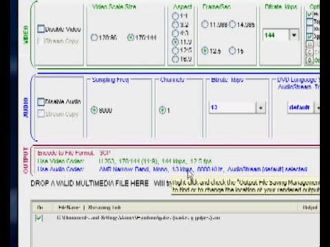 Software Super: conversión de formatos de vídeo