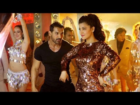 Welcome Back ITEM SONG On Location | John Abraham, Shruti Haasan, Mika Singh Interview
