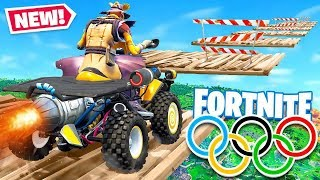 QUADCRASHER OLYMPICS in Fortnite Battle Royale