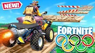 QUADCRASHER OLYMPICS *NEW* Game Modes in Fortnite Battle Royale