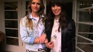 A.J. Cook And Meghan Ory