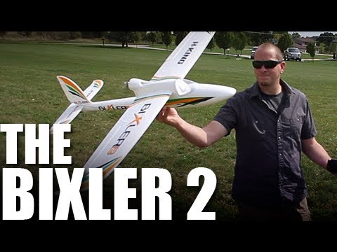 Flite Test - Bixler 2 - REVIEW