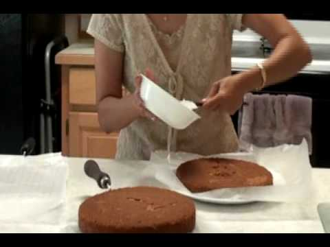 Cake Decorating Experience For Two : Basic Cake Decorating tips and ideas - YouTube