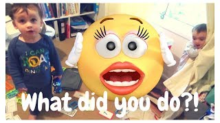 TODDLERS WRECK THE HOUSE! | HILARIOUS