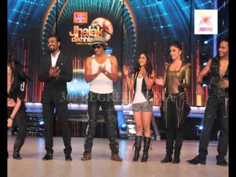 Jhalak Dikhla Jaa Competition Between the Trained and untrained...