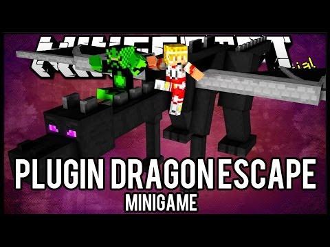 [Tutorial]Dragon Escape - Minigame Minecraft