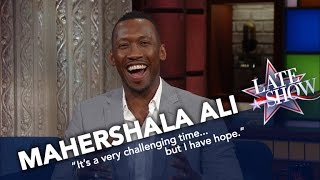 Mahershala Ali Won