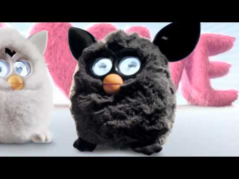 Meet Furby at Toys