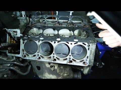 Смерть мотора Range Rover. Pontorezka 13.