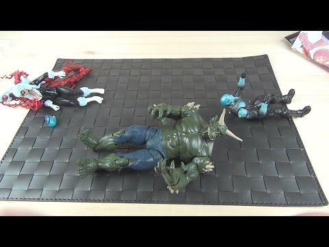 Marvel Legends фигурки - Электро и Гоблин