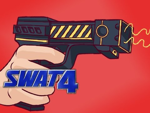 DISHING OUT JUSTICE - SWAT 4