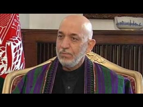 US can't be aggressive, intimidatory: Afghanistan president Hamid Karzai to NDTV