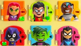 Teen Titans Go! Trapped