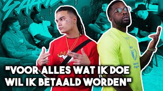 LOUIVOS & JIRI OVER MODE, MUZIEK EN DRIPPEN - DE SUPERGAANDE TALKSHOW