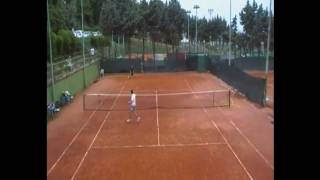 Tennis punti strategici