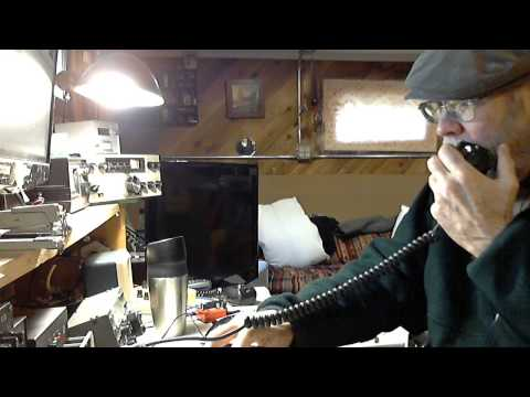 ST HELENA 10M SSB QRP QSO WITH ZD7VC