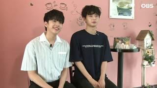 [ENG/CC] Yongguk & Shihyun Interview for OBS ①  - 'A dream-like debut'