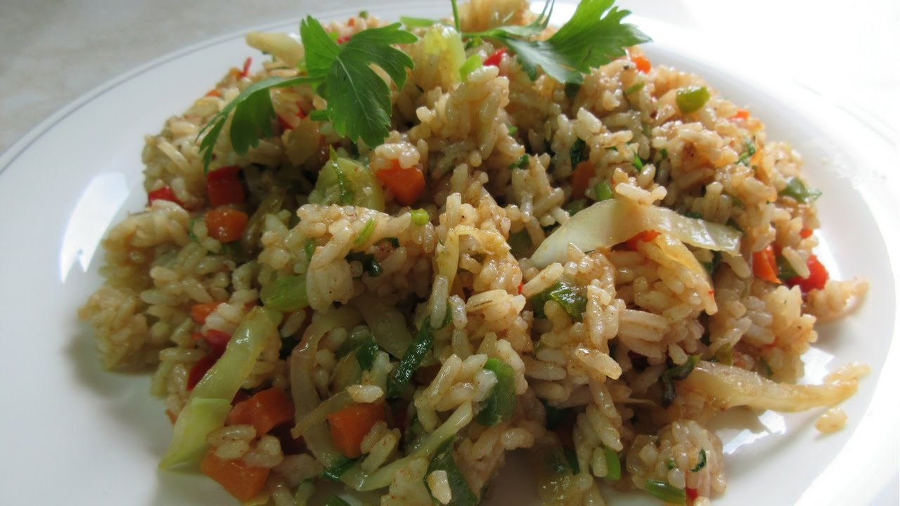 How to Make Guyanese Fried Rice forecasting