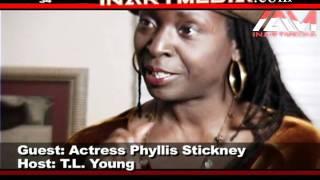 Phyllis Yvonne Stickney + inartmedia.com interviews + Web series + Film + TV @inartmedia