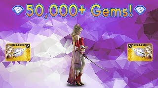 *50,000+ Gems!* Terra Is Waifu (Terra EX Banner)   Dissidia Final Fantasy Opera Omnia