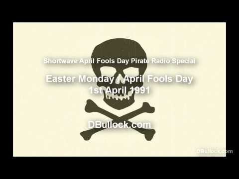 April Fools Day Shortwave Pirate 1991