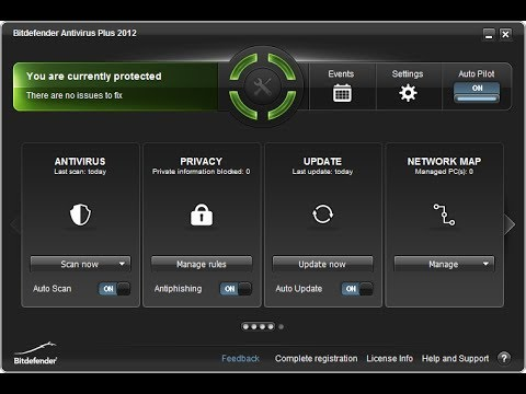 How to install Bit Defender antivirus 2014 plus +keys