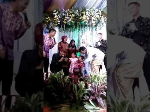 Alamsyah - Kun Anta (Wedding - Uwok & Dita)