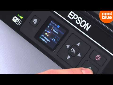 Epson Expression Home XP-305 review en unboxing (NL/BE)