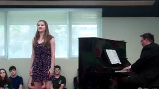 Sing Your Own Song from Dear Edwina (Madi Goeringer ISAS Vocal Solos 2012)