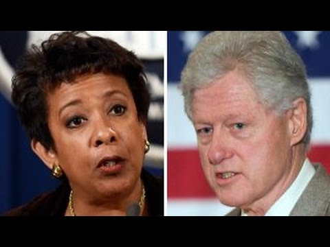 Loretta Lynch defends meeting with Bill Clinton