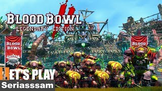 Skaven (Seriasssam) vs Orcs | Blood Bowl 2 – Upstarts – Skaven (Mice Mice Baby) - Game 1