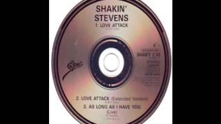 Watch Shakin Stevens Love Attack video