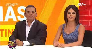 'Oe... ¿Es en serio?': Humala fue entrevistado por Milágrimas Leiva,